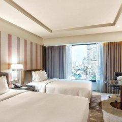 Отель Doubletree By Hilton Sukhumvit Бангкок комната для гостей фото 4