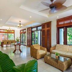 Отель Secret Garden Villas-Furama Beach Danang комната для гостей фото 5