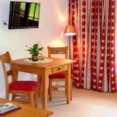 Отель Le Grand Chalet удобства в номере