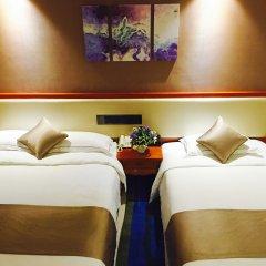 Отель Shenzhen Kaili Hotel Китай, Шэньчжэнь - отзывы, цены и фото номеров - забронировать отель Shenzhen Kaili Hotel онлайн комната для гостей фото 3