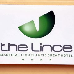 Отель The Lince Madeira Lido Atlantic Great Hotel Португалия, Фуншал - 1 отзыв об отеле, цены и фото номеров - забронировать отель The Lince Madeira Lido Atlantic Great Hotel онлайн с домашними животными