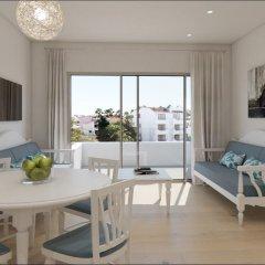 Отель Apartamentos Europa комната для гостей