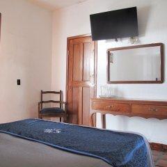 Отель Frances Мексика, Гвадалахара - отзывы, цены и фото номеров - забронировать отель Frances онлайн удобства в номере фото 2