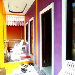 Отель Lanta New Beach Bungalows интерьер отеля