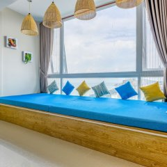 Отель Premium Beach Hotels & Apartments Вьетнам, Вунгтау - отзывы, цены и фото номеров - забронировать отель Premium Beach Hotels & Apartments онлайн комната для гостей фото 5