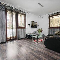 Апартаменты Apartinfo Exclusive Sopot Apartment Сопот комната для гостей