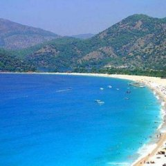Perdikia Beach Hotel пляж фото 2