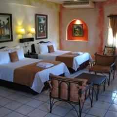 Отель Camino Maya Копан-Руинас комната для гостей фото 5