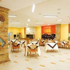 Hotel Cristina Рокка-Сан-Джованни питание