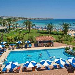 Okeanos Beach Hotel бассейн