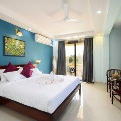 Praia Da Oura - Boutique Resort in Majorda, India from 61$, photos, reviews - zenhotels.com guestroom