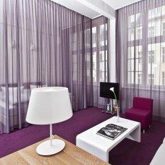 Отель Wyndham Garden Berlin Mitte 4* Улучшенный номер с различными типами кроватей фото 4