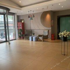 Отель Home Inn Xi'an West 2nd Ring Road Tumen интерьер отеля