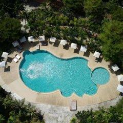 Отель Boomerang Rooftop бассейн