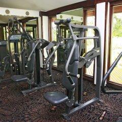 Отель Warwick Fiji фитнесс-зал