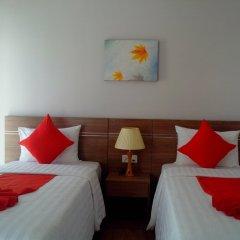 Maple Leaf Hotel & Apartment Нячанг комната для гостей фото 4