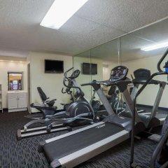 Отель Days Inn Newark Delaware фитнесс-зал
