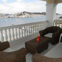 Отель Arcadia Suites & Spa Греция, Галатас - отзывы, цены и фото номеров - забронировать отель Arcadia Suites & Spa онлайн балкон