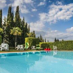 Отель Agriturismo Palazzo Bandino Италия, Кьянчиано Терме - отзывы, цены и фото номеров - забронировать отель Agriturismo Palazzo Bandino онлайн бассейн