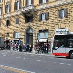 Отель Fiori городской автобус