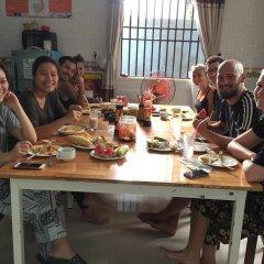 Отель Quynh Long Homestay питание фото 2