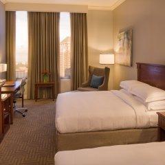Отель Hilton St. Louis Downtown Сент-Луис комната для гостей фото 2