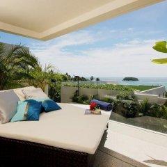 Отель The Heights Luxury Ocean View B22 пляж Ката балкон