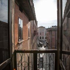 Отель MyRoom Palazzo Pepoli Италия, Болонья - отзывы, цены и фото номеров - забронировать отель MyRoom Palazzo Pepoli онлайн балкон
