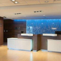 Отель Fairfield Inn & Suites by Marriott Columbus Dublin интерьер отеля