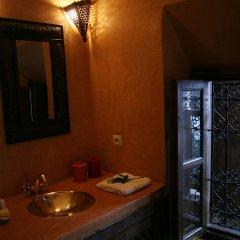 Отель Riad Elixir Марракеш ванная фото 2