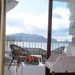 Paşa Garden Beach Hotel Турция, Мармарис - отзывы, цены и фото номеров - забронировать отель Paşa Garden Beach Hotel онлайн балкон