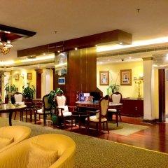Le Royal Hotel интерьер отеля
