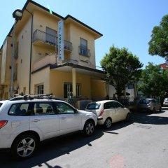 Отель Giannella Римини парковка