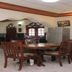 Отель Chamo Villa питание фото 2