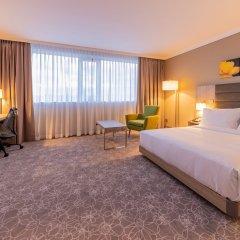 Отель Hilton Garden Inn Wiener Neustadt, Austria комната для гостей фото 5