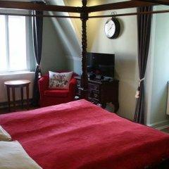 Отель Pension Edinburgh комната для гостей фото 4