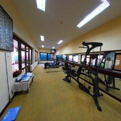 Отель Pandanus Resort фитнесс-зал фото 2