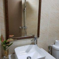 Апартаменты Beach City Apartment Нячанг ванная