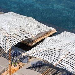 Отель Andronis Arcadia Hotel Греция, Остров Санторини - отзывы, цены и фото номеров - забронировать отель Andronis Arcadia Hotel онлайн пляж фото 2