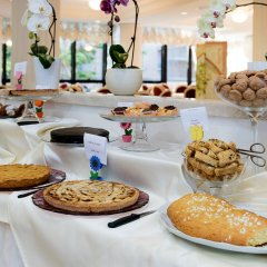 Отель President Италия, Римини - 1 отзыв об отеле, цены и фото номеров - забронировать отель President онлайн питание фото 3