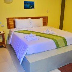 Отель Lanta Baan Nok Resort Ланта комната для гостей