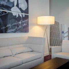 Отель Hampton by Hilton Amsterdam Airport Schiphol Нидерланды, Хофддорп - 1 отзыв об отеле, цены и фото номеров - забронировать отель Hampton by Hilton Amsterdam Airport Schiphol онлайн комната для гостей фото 5