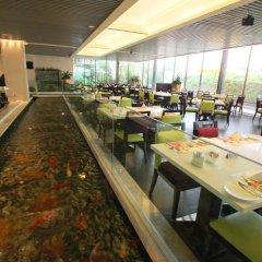 Отель Holiday Inn Shifu Гуанчжоу питание