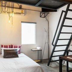 All That Bangkok - Hostel Бангкок удобства в номере