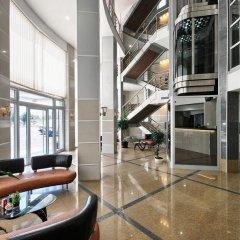 Отель Zeder Garni Сербия, Белград - отзывы, цены и фото номеров - забронировать отель Zeder Garni онлайн фитнесс-зал