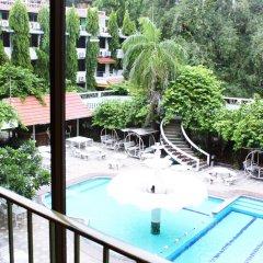 Отель Seashore Pattaya Resort балкон