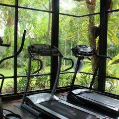 Отель Krabi La Playa Resort фитнесс-зал
