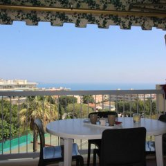 Отель Nice Booking - MYKONOS Terrasse Vue mer балкон