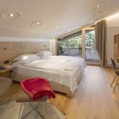 Отель Swiss Alpine Hotel Allalin Швейцария, Церматт - отзывы, цены и фото номеров - забронировать отель Swiss Alpine Hotel Allalin онлайн комната для гостей