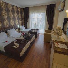 Отель Armas Beach - All Inclusive комната для гостей фото 2